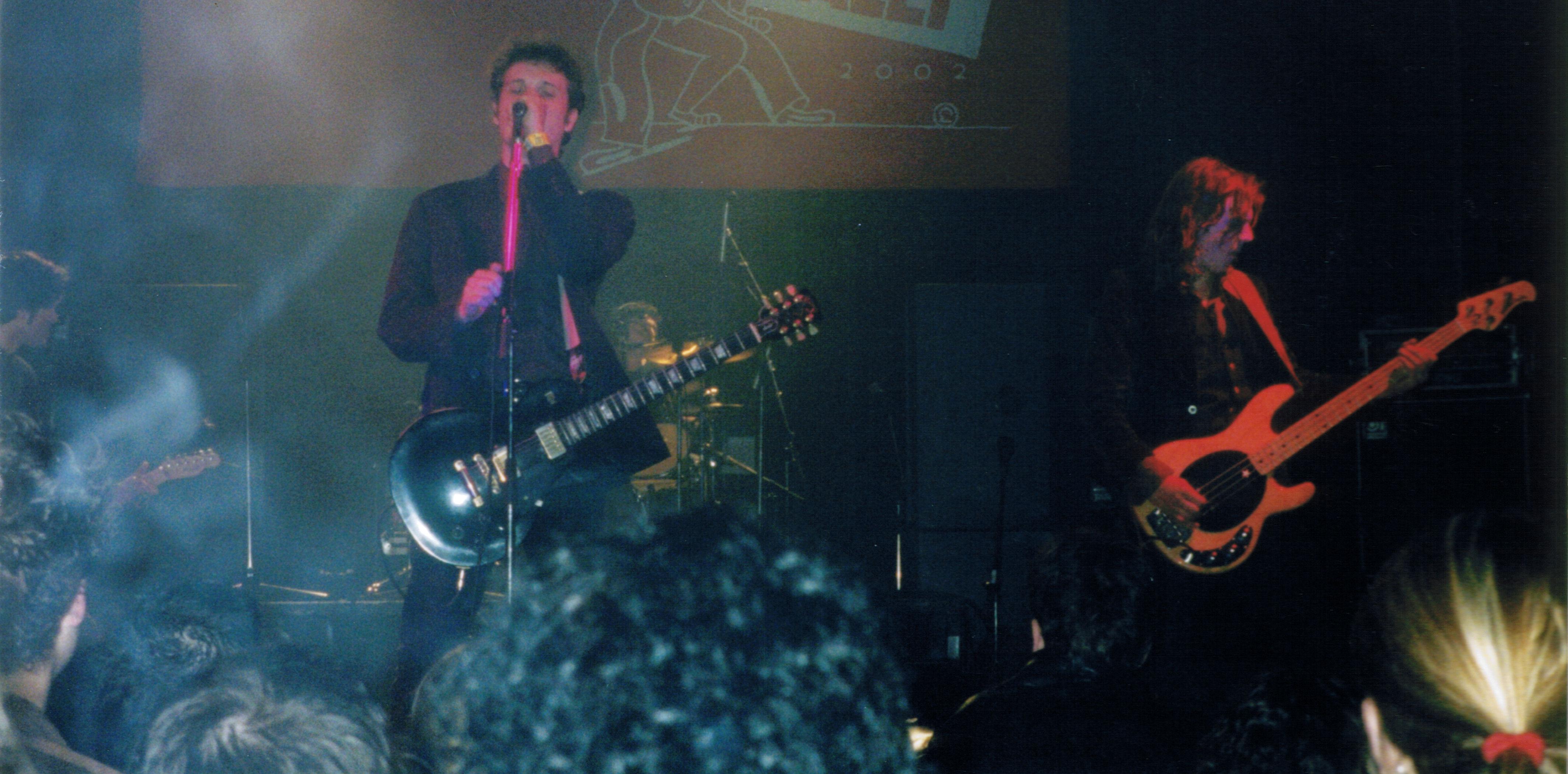 Thin Line Men - Humo's rock rally