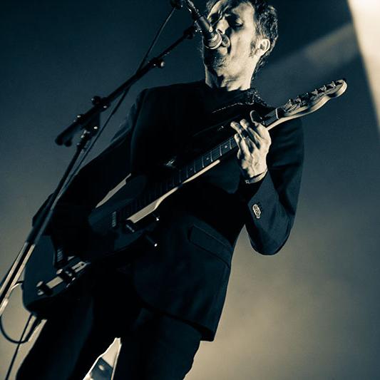 Thin Line Men - Patrick