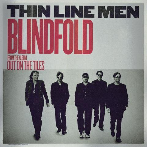 Thin Line Men - Blindfold
